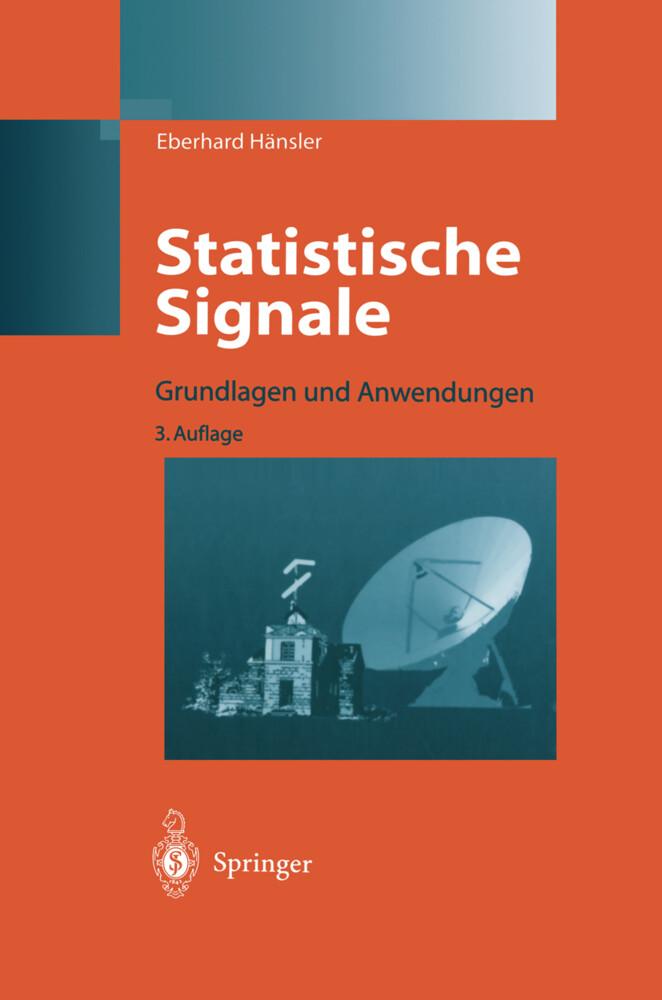 Statistische Signale als Buch