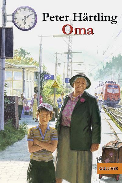 Oma als Taschenbuch