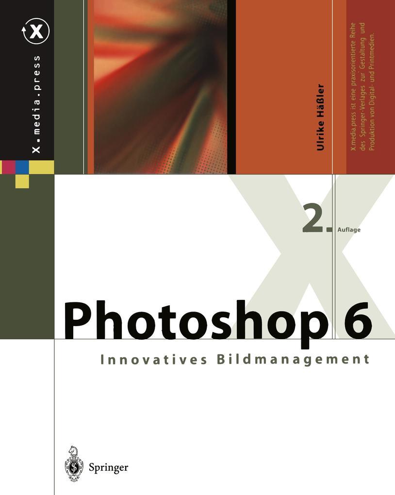 Photoshop 6 als Buch