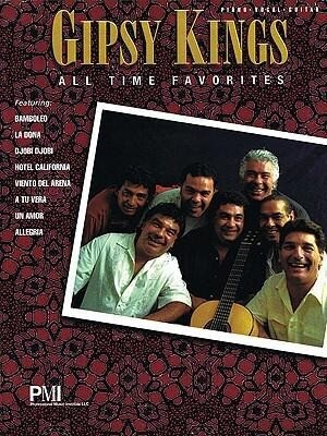 Gipsy Kings: All Time Favorites als Taschenbuch...