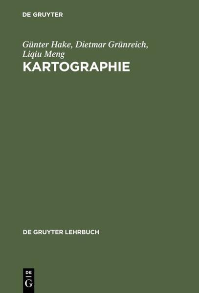 Kartographie als Buch