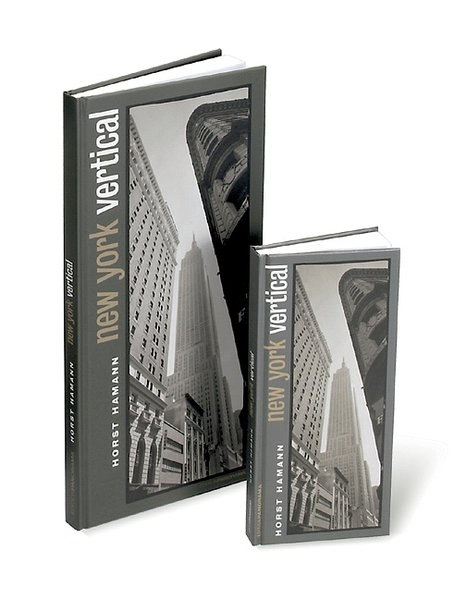 New York Vertical. Format S als Buch