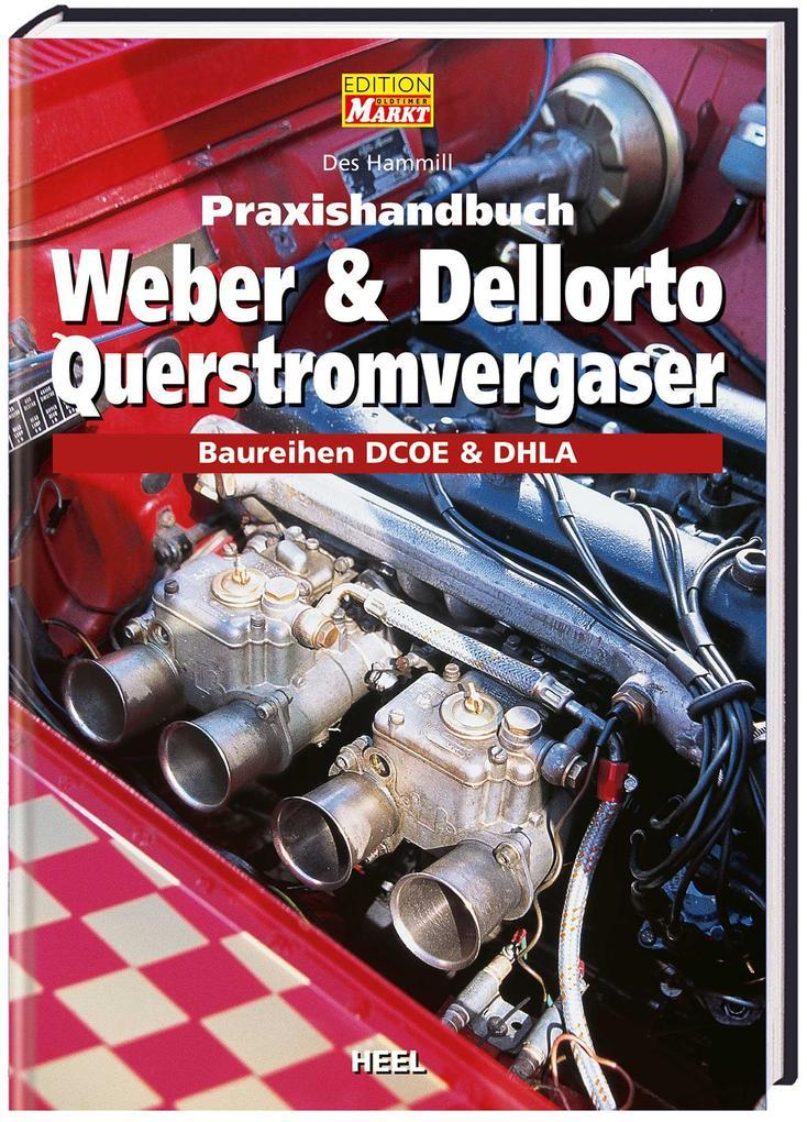 Praxishandbuch Weber und Dellorto Querstromvergaser als Buch