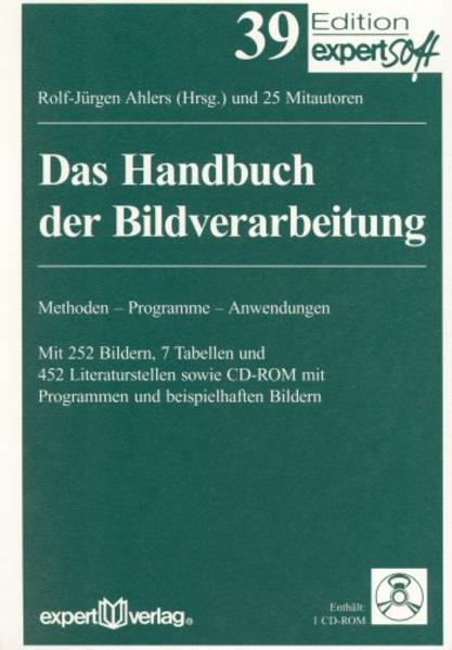 Das Handbuch der Bildverarbeitung als Buch