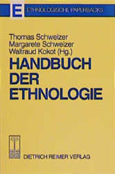 Handbuch der Ethnologie als Buch