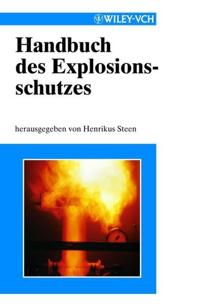 Handbuch des Explosionsschutzes als Buch