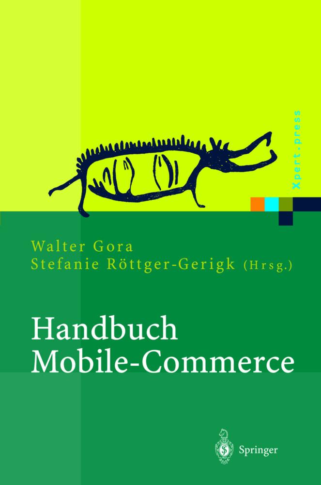 Handbuch Mobile-Commerce als Buch