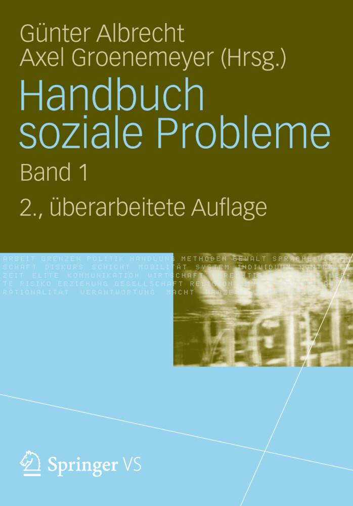 Handbuch soziale Probleme als Buch