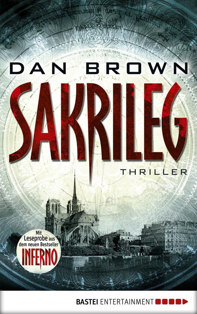 Sakrileg - The Da Vinci Code als eBook epub