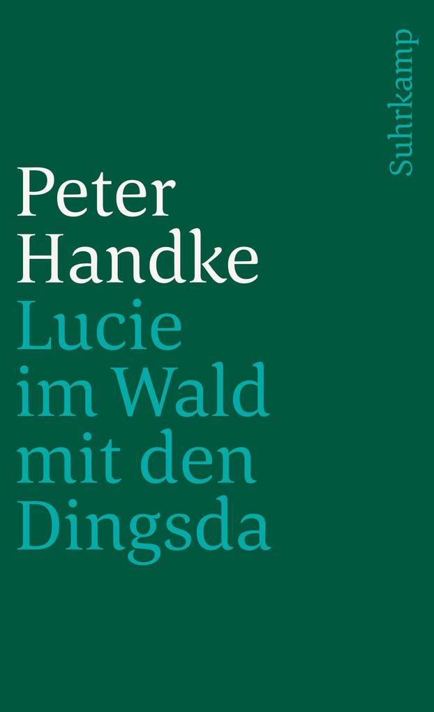 Lucie im Wald mit den Dingsda als Taschenbuch