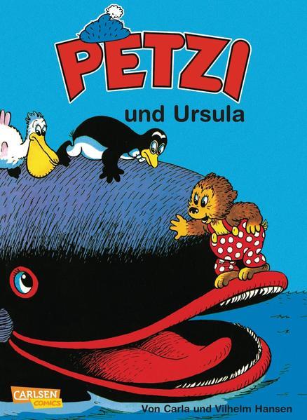 Petzi und Ursula als Buch