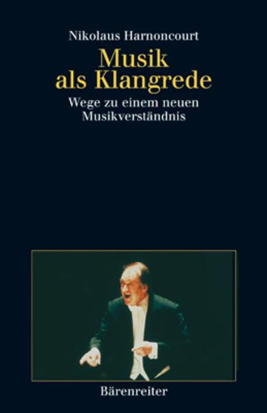 Musik als Klangrede als Buch