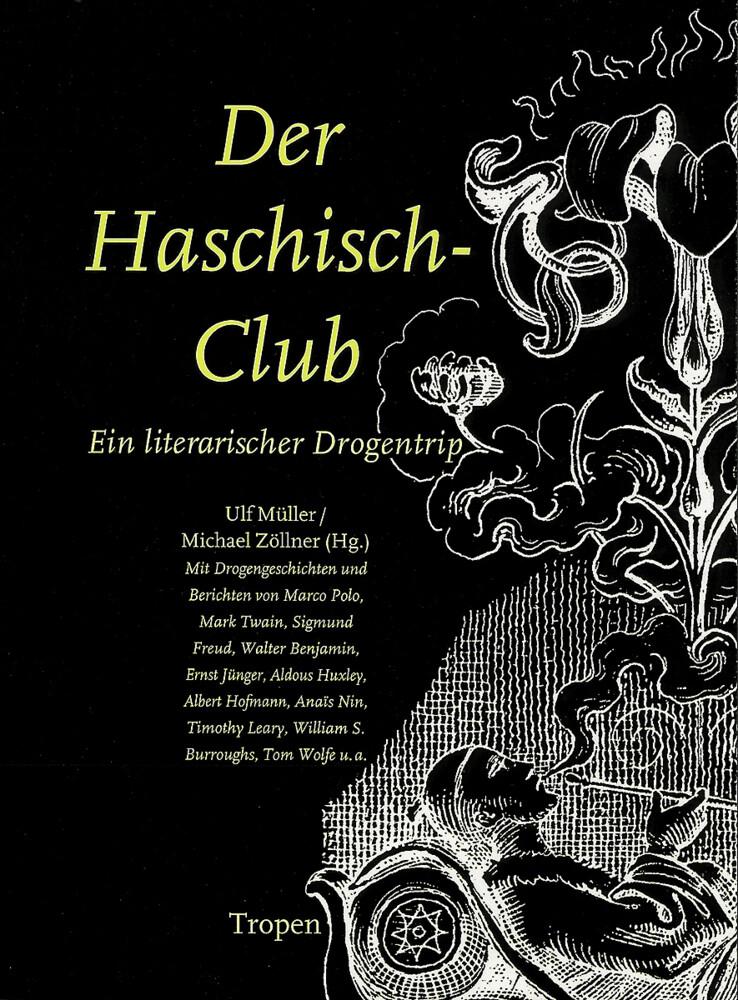 Der Haschisch-Club als Buch