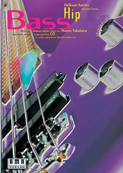 Hip-Bass. Inkl. CD als Buch