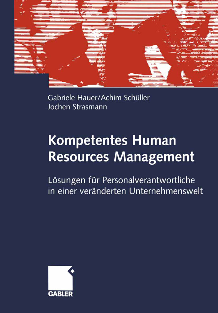 Kompetentes Human Resources Management als Buch