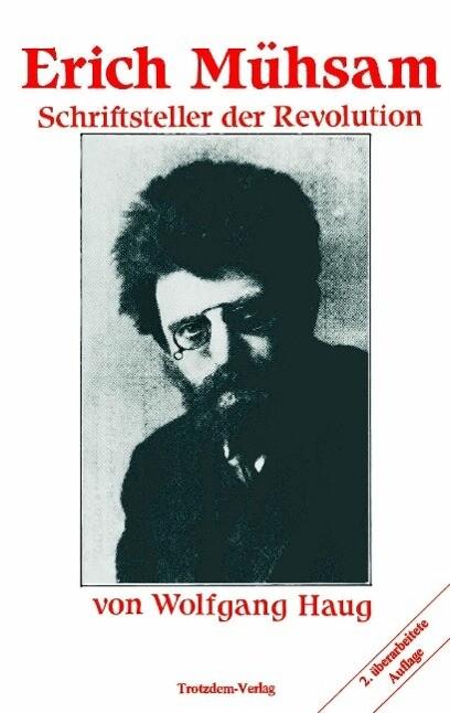 Erich Mühsam als Buch