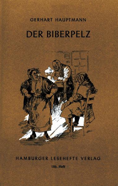 Der Biberpelz als Taschenbuch