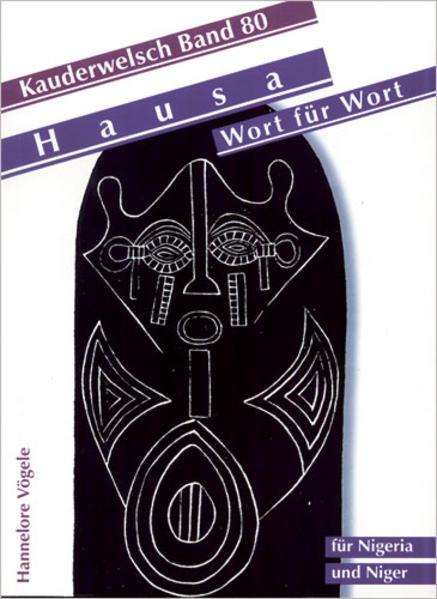 Hausa, Wort für Wort. Kauderwelsch als Buch