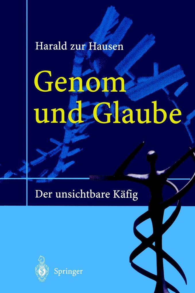 Genom und Glaube als Buch