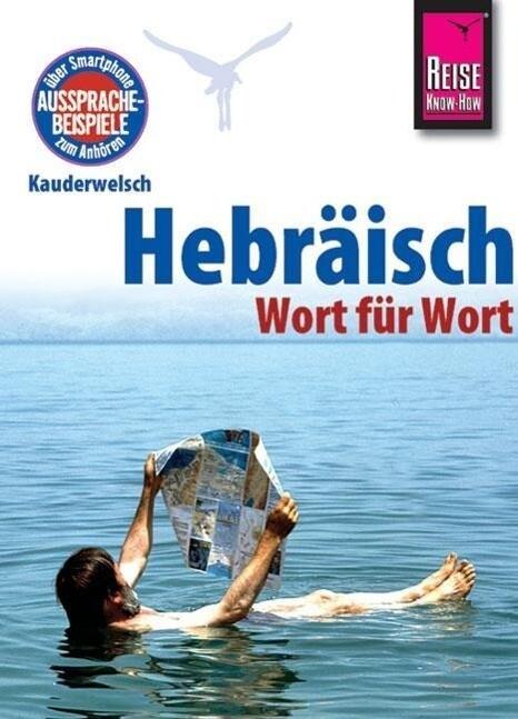 Kauderwelsch Sprachführer Hebräisch - Wort für Wort als Buch