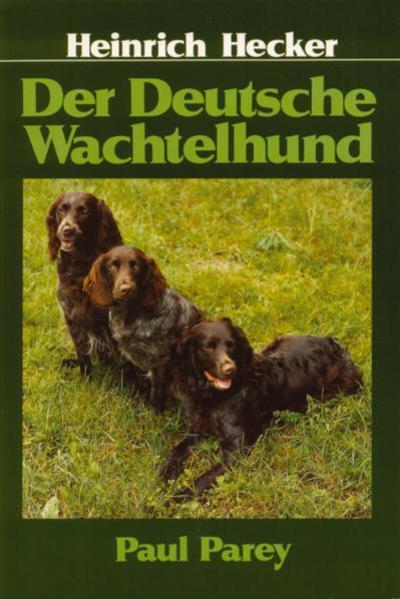Der Deutsche Wachtelhund als Buch
