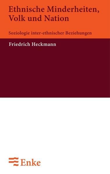 Ethnische Minderheiten, Volk und Nation als Buch (kartoniert)