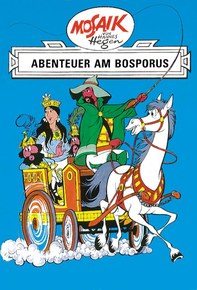 Ritter Runkel 04. Abenteuer am Bosporus als Buch