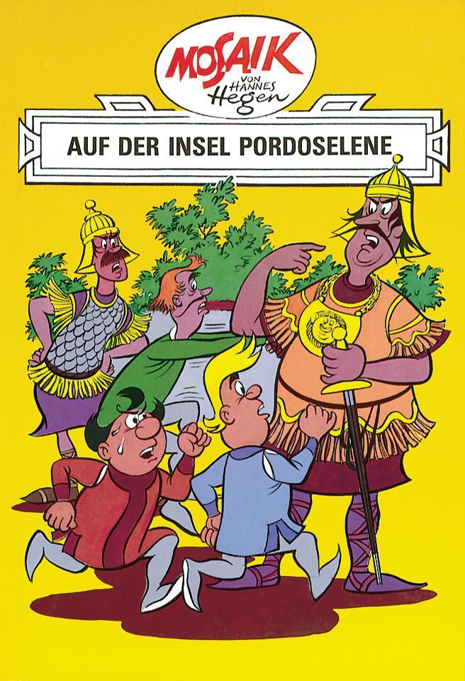 Ritter Runkel 06. Auf der Insel Pordoselene als Buch