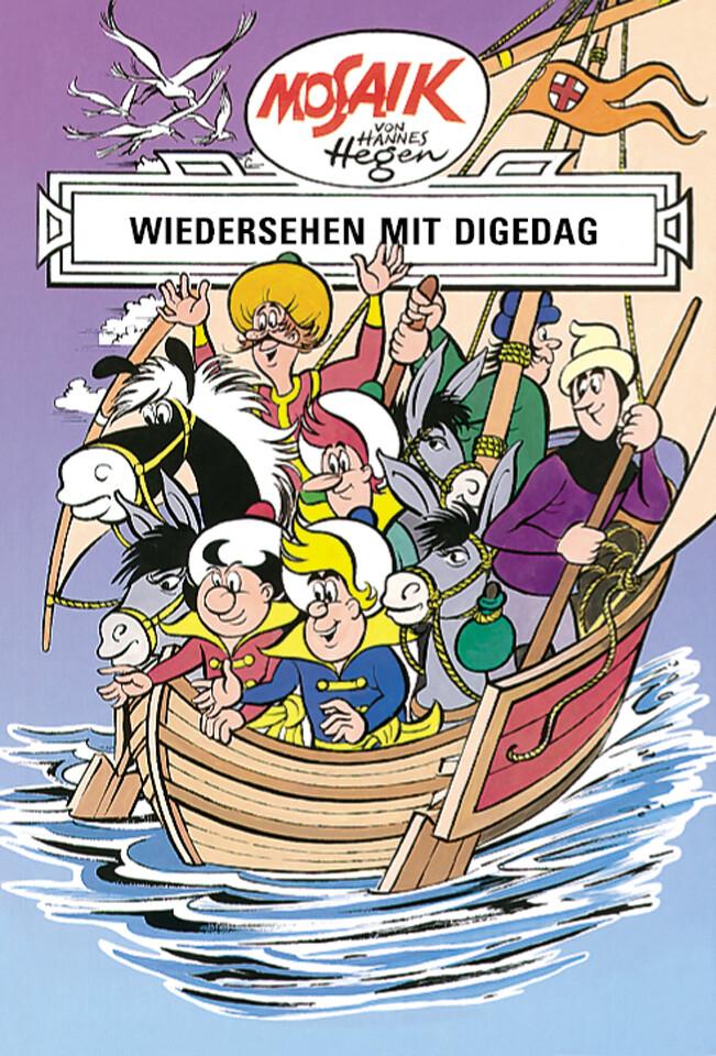 Ritter Runkel 09. Wiedersehen mit Digedag als Buch