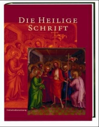 Die Heilige Schrift (32052). Einheitsübersetzung. Großdruckausgabe als Buch
