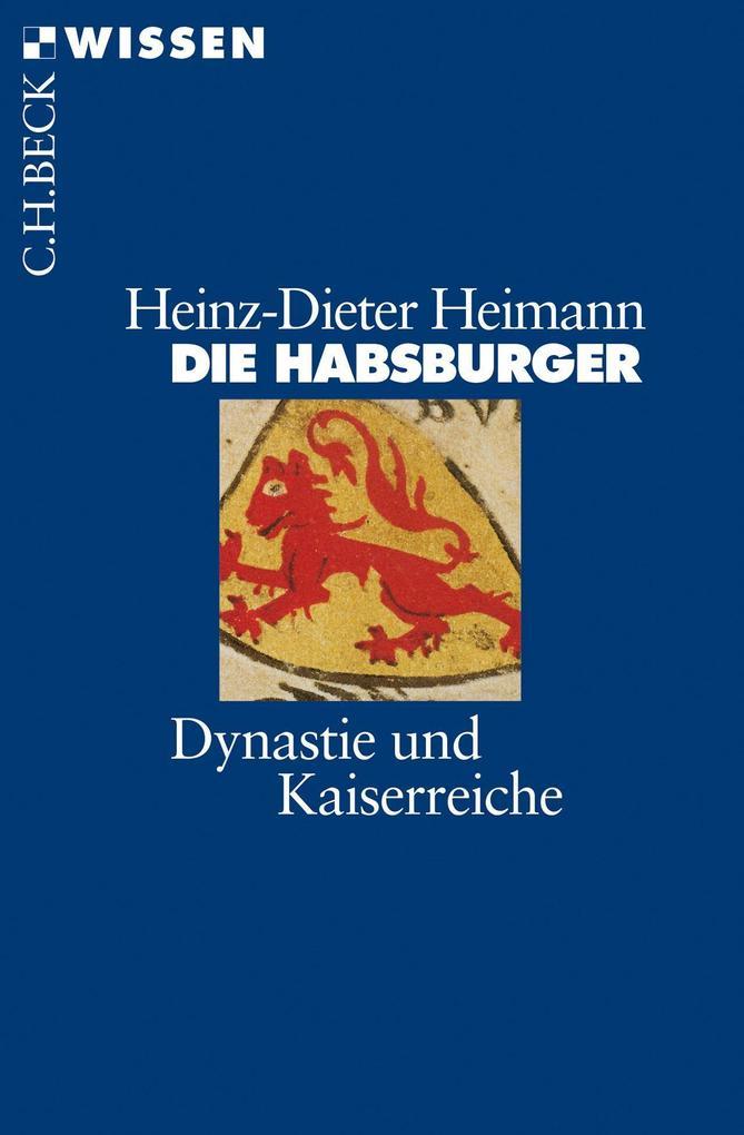 Die Habsburger als Taschenbuch