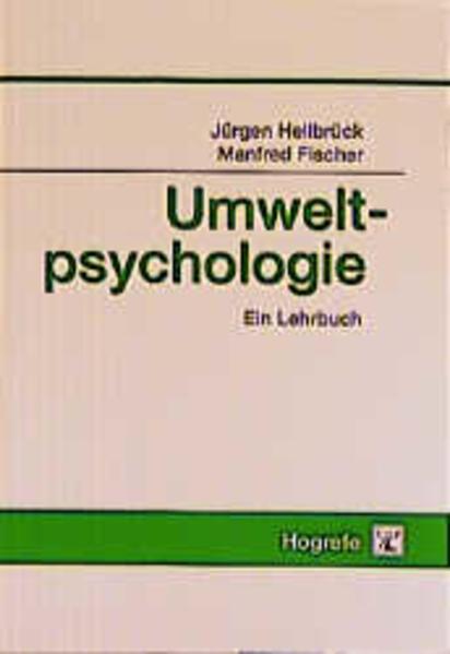 Umweltpsychologie als Buch