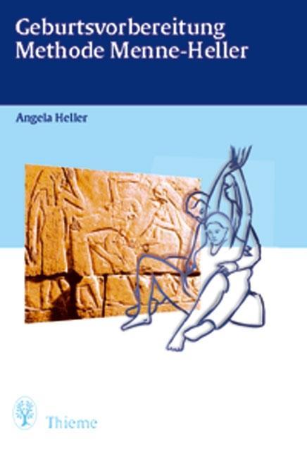 Geburtsvorbereitung Methode Menne-Heller als Buch