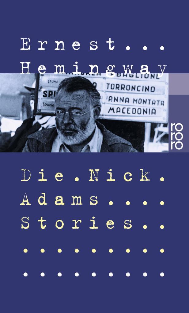 Die Nick Adams Stories als Taschenbuch