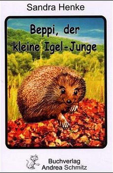 Beppi, der kleine Igel-Junge als Buch