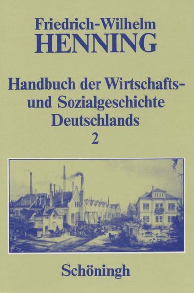Deutsche Wirtschafts- und Sozialgeschichte im 19. Jahrhundert als Buch