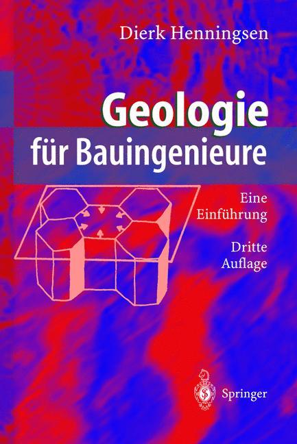 Geologie für Bauingenieure als Buch
