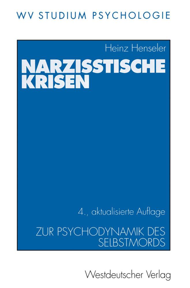 Narzisstische Krisen als Buch