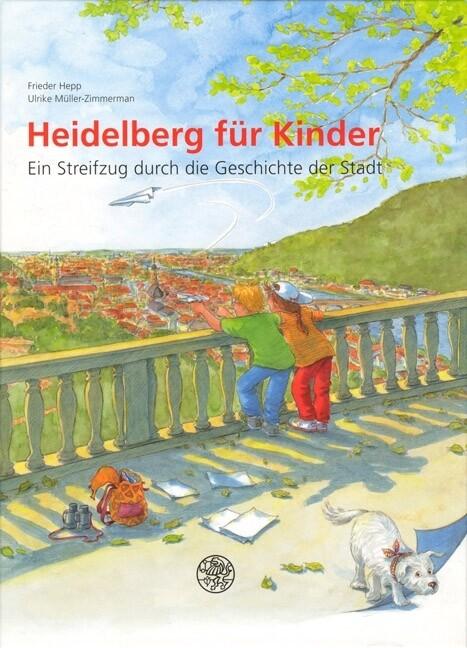 Heidelberg für Kinder als Buch