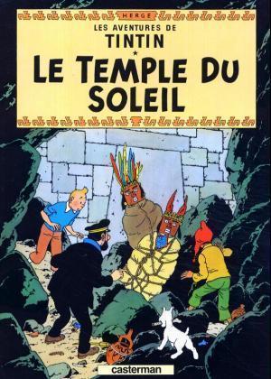 Les Aventures de Tintin 14. Le temple du soleil als Taschenbuch