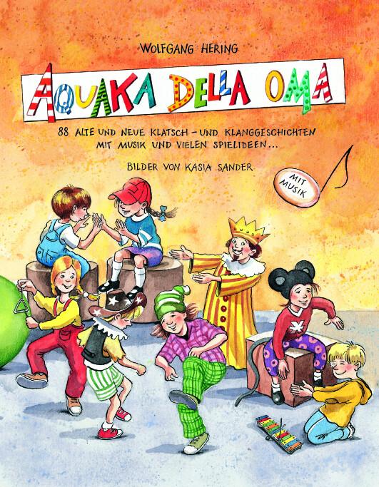 AQUAKA DELLA OMA als Buch