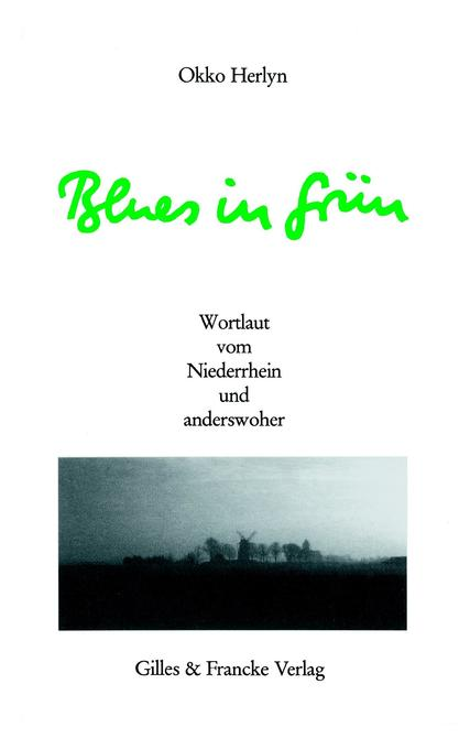 Blues in grün als Buch