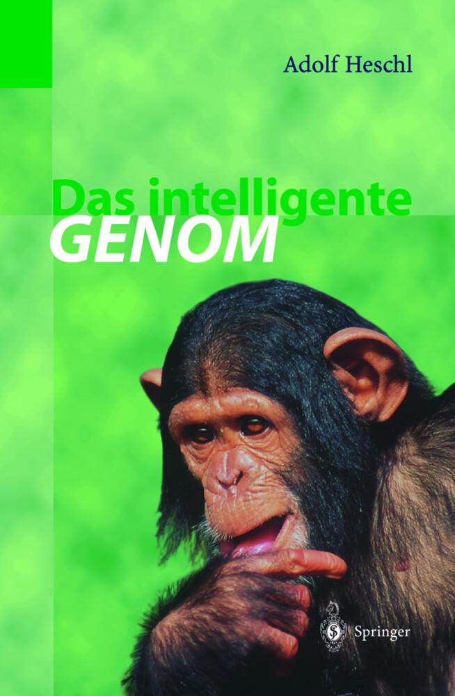Das intelligente Genom als Buch