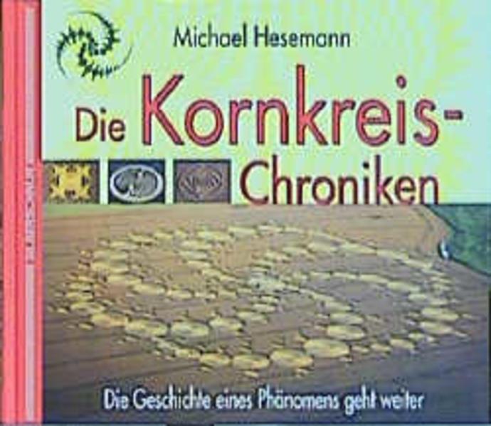 Die Kornkreis-Chroniken als Buch