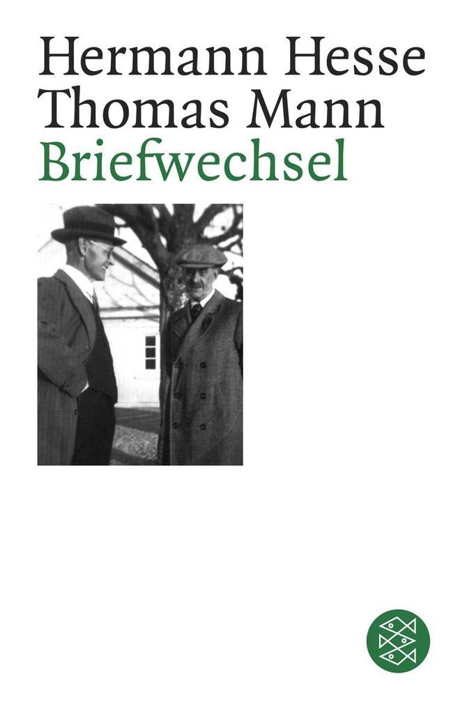 Briefwechsel Hermann Hesse / Thomas Mann als Taschenbuch