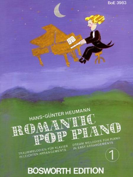 Romantic Pop Piano 01 als Buch