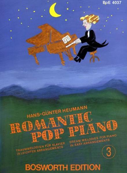 Romantic Pop Piano 03 als Buch