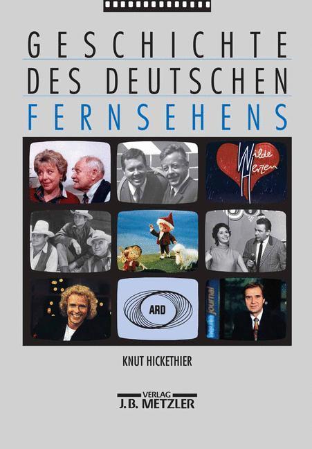 Geschichte des deutschen Fernsehens als Buch