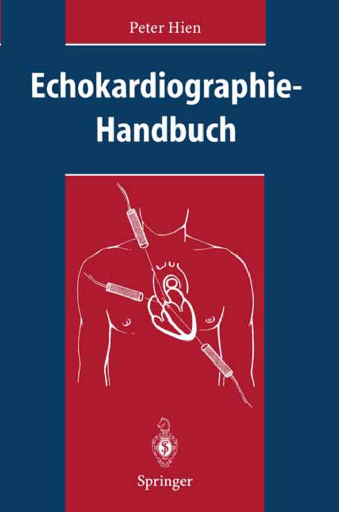 Echokardiographie-Handbuch als Buch