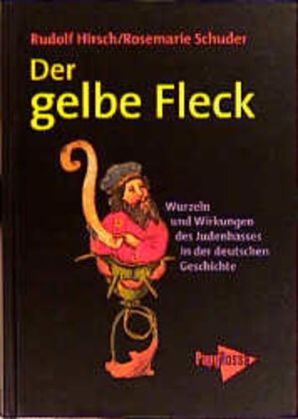 Der gelbe Fleck als Buch